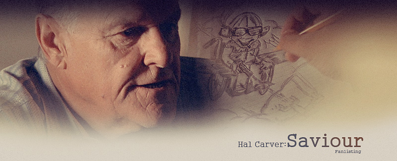 Approved fanlisting for Hal Carver Character from Roswell Season 2